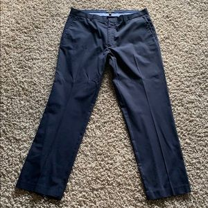 Banana Republic navy slacks 36x32